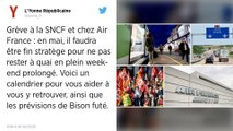 Transports. Les grèves SNCF et Air France convergent de nouveau en fin de semaine.