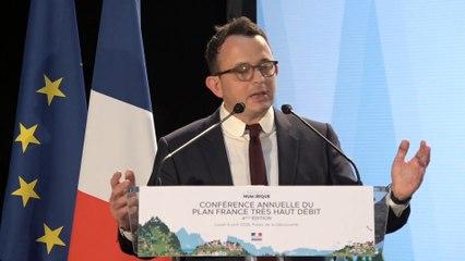 Discours d'ouverture par Antoine DARODES | Conférence Plan France Très Haut Débit (4ème édition)