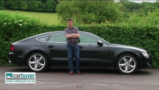 Audi A7 Review Carbuyer Video Dailymotion