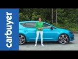 SEAT Leon Cupra hot hatch review - Carbuyer