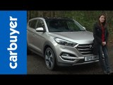 Hyundai Tucson SUV in-depth review - Carbuyer