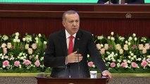 Cumhurbaşkanı Erdoğan: 'Bölgesel iş birliği, istikrar ve kalkınmanın kilit taşıdır' - TAŞKENT