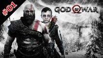 LE RETOUR DU SPARTE ! - GOD OF WAR #01 [FR]