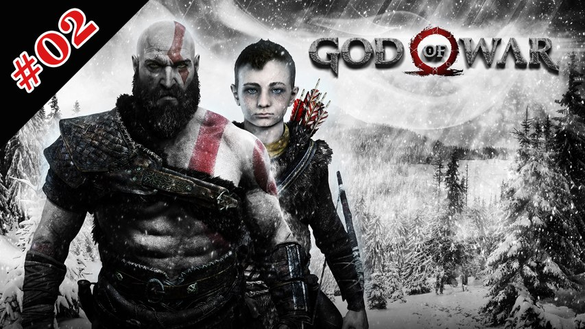 UN HOMME MYSTERIEUX - GOD OF WAR #02 [FR]