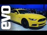 Ford Mustang and F-150 at Detroit | evo MOTOR SHOWS