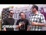 Kerrang! Download Podcast: 36 Crazyfists