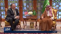 Visite du secrétaire d'État américain en Israël: Mike Pompeo affiche la ligne dure des États-Unis face à l'Iran