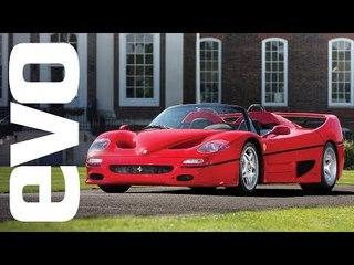 RM Sotheby's Ferrari 'Leggenda e Passione' auction repeat stream | evo