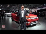 Range Rover Sport at the 2013 New York Motor Show - Auto Express