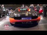 Bugatti Veyron Supersport at the Paris Motorshow 2010 - Auto Express