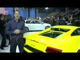 New Lamborghini Gallardo at the Paris Motor Show - Auto Express
