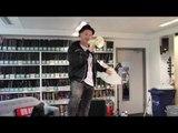 Kerrang! Guest Editor Corey Taylor Gives The Office A Motivational Speech