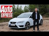 Seat Leon Cupra 2014 review - Auto Express