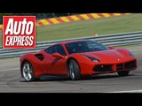 Ferrari 488 GTB first drive review