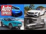 Merc S-Class Cabrio, Citroen Cactus M & Aston DB9 Bond edition - car news in 90 secs