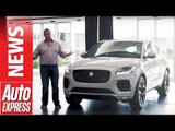 New Jaguar E-Pace revealed: tour the 'baby F-Pace'