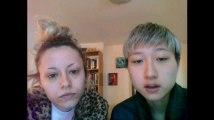"""La fille de Jackie Chan et sa petite amie déclarent être SDF à cause de leurs """"parents homophobes"""""""