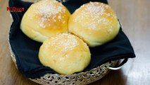 Burger Buns Recipe _ Best Eggless Hamburger Buns _ Super Soft Bakery Style Breads