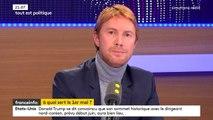 """1er mai : """"Cette année, il n'y a pas de cristallisation des luttes sociales"""", lance Stéphane Rozès"""