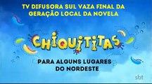 Encerramento Chiquititas (26/04/18) e inicio Chiquititas (SBT Rede 2)
