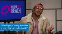 Romeo Miller on 'Ex On The Beach'