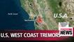Series of small earthquakes rattle near San Francisco Bay area