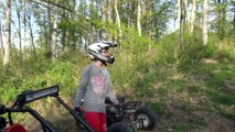 Mini Bike 'N' Go Kart Prep & Ride ~ Mini Bike Monday