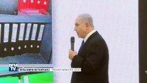 """Benjamin Netanyahu accuse l'Iran d'avoir """"menti"""" sur son programme nucléaire"""