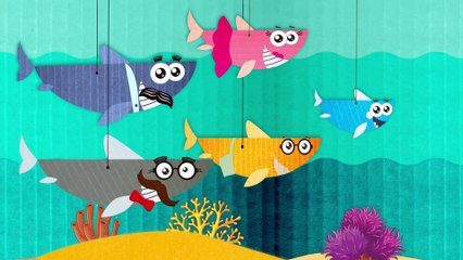 Tu Tu Ruu - Baby Shark Song for Kids & Nursery Rhymes - KidsMegaSongs