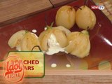 Idol sa Kusina: Poached pears