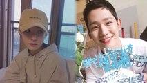 [Showbiz Korea] Today's StarPic! Jung Hae-in(정해인), Shin Sae-kyeong(신세경)