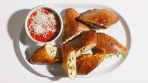 How to Make Easy Vegetarian Calzones