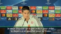 """Demies - James : """"Je n'ai rien contre Zidane ou contre le Real"""""""