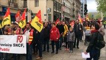 1er-Mai Manifestation sans unité syndicale à Nancy