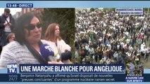 Vive émotion à Wambrechies pour la marche blanche en hommage à Angélique