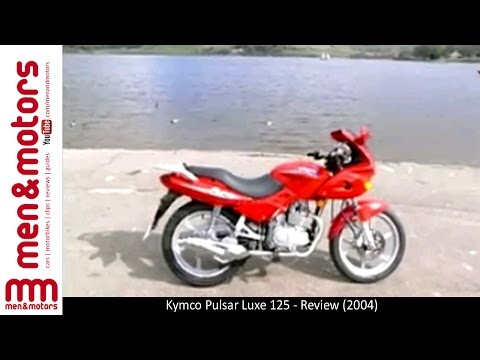 Kymco Pulsar Luxe 125 – Review (2004)