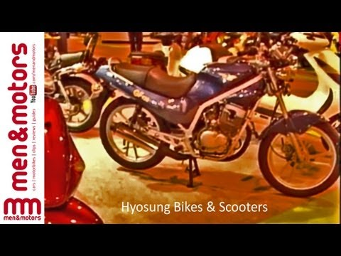 Hyosung Bikes & Scooters