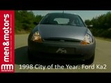 1998 City of the Year: Ford Ka2
