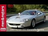 1997 Ferrari 550 Maranello Review