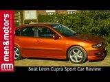 Seat Leon Cupra Sport Car Review (2000)