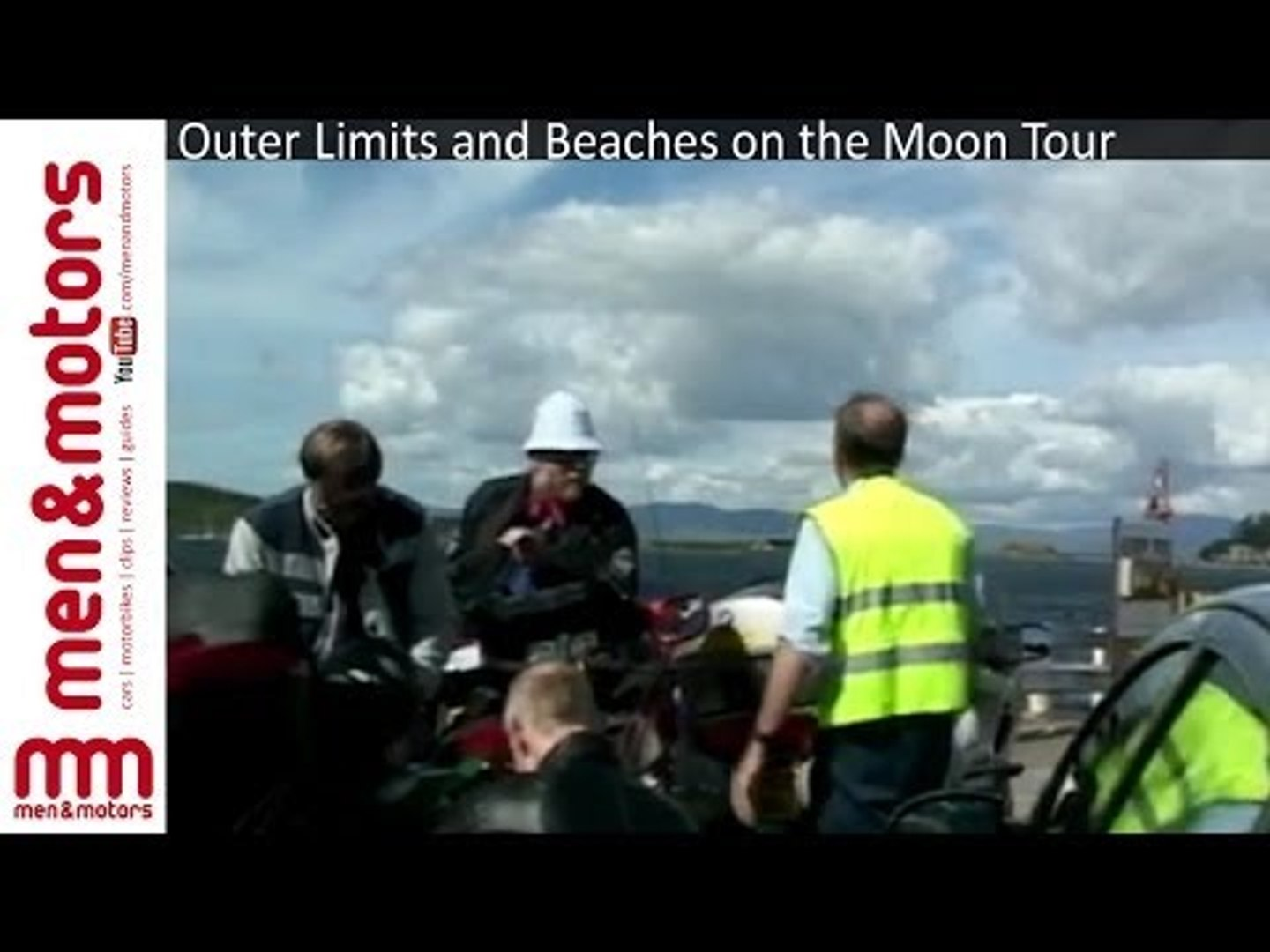 Outer Limits and Beaches on the Moon Tour - video dailymotion