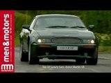 Top 10 Luxury Cars 2001: Aston Martin V8