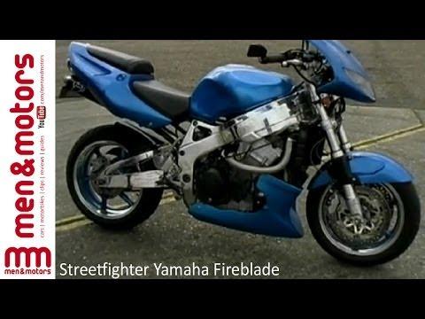 Streetfighter Yamaha Fireblade
