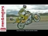 Stunt Partners - Dave & Sandra Coates