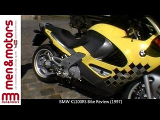 1997 BMW K1200RS Review - video dailymotion