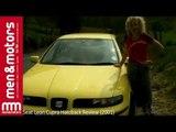 Seat Leon Cupra Hatcback Review (2001)