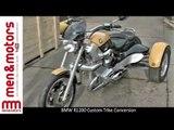 BMW R1200 Custom Trike Conversion