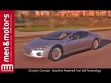 Chrysler Concept - Gasoline Powered Fuel Cell Technology