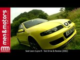 Seat Leon Cupra R - Test Drive & Review (2002)