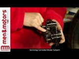 Servicing Corroded Brake Calipers